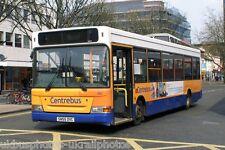Centrebus SN55DVC Leicester April 2009 Bus Photo