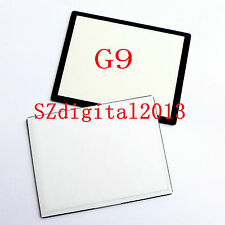 Window Display (Acrylic) Outer Glass For Canon G9 Camera Repair Part