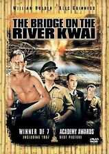 The Bridge on the River Kwai (DVD, 2000, 2-Disc Set) LIKE NEW / David Lean