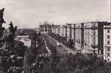 ROMA - VIALE CARLO FELICE E BASILICA DI SAN GIOVANNI 1960
