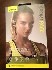 NEW Jabra Sport Pace Headphones Earbuds Yellow Wireless