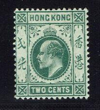 Hong Kong SG# 77 - Mint Hinged (Hinge Rem) - Lot 022816
