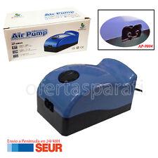 Compresor Bomba de Aire Oxigenador de alta Presion para Acuario y Pecera AP-9804