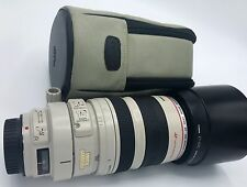 Canon EF 100-400mm f/4.5-5.6 L IS USM Lens - Excellent Condition