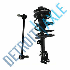 Front Right Complete Ready Strut Assembly + Stabilizer Bar Link Chrysler Dodge