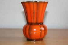 Antike Vase Spritzdekor Carstens Gräfenroda 30er Jahre Keramik