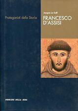 Jacques Le Goff = FRANCESCO D'ASSISI - Protagonisti Della Storia - N° 7