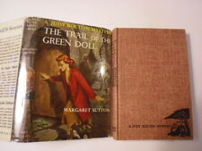 Judy Bolton #27, The Trail of the Green Doll, DJ, 1950s, 1st Edition