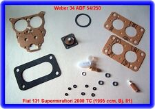 Fiat Supermirafiori 2000 TC,Weber 34 ADF,Vergaser Kit