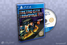NEW / SEALED Retro City Rampage DX PS4 Retail Version Physical Disc Playstation