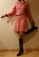 Tailleur Christian Lacroix T38 vintage authentique jupe veste T38 robe vintage