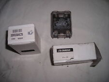 SSR330AC25 Omega 25 Amp Solid State Relay