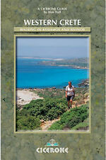 Western Crete 45 Walks in Kissamos and Selinos by Hall, Alan ( Author ) ON Feb-0