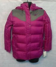 New Balance AWLJ8357 Womens Padded Coat Jacket Top Size Large Brand New #630