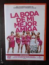 DVD LA BODA DE MI MEJOR AMIGA - EDICION DE ALQUILER -