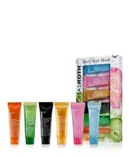 Peter Thomas Roth MASK SET 6 Pc 24K GOLD IRISH MOOR MUD BLUE MARINE ALGAE New