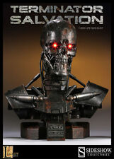 Sideshow Terminator Salvation T-600 Life-Size Bust Sideshow collectibles prop