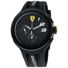 Ferrari FXX Black Dial Mens Sports Watch 830225