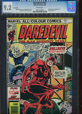 Daredevil #131 CGC 9.2 Type 1A U.S Published U.K Pence cover price Variant