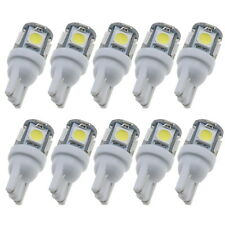 20PCS T10 5050 5SMD White LED Car Light Wedge Lamp Bulbs Super Bright DC12V NEW