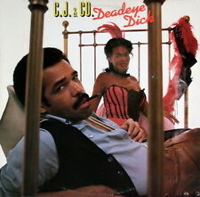 """12"""" C.J. & C.O. Deadeye Dick (Burning Drums Of Fire) 70`s Westbound"""