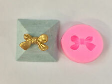 Mini Bow Mold - Silicone Cake Cupcake Mold Mould Cake Decorating