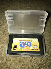 Super Mario Advance 4: Super Mario Bros. 3 Game Boy Advance game W/CASE GBA 2003