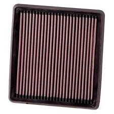 33-2935 - K&N Air Filter For Vauxhall Corsa D MK3 1.0/1.2/1.4 Petrol 06 - 14
