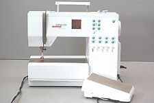 Bernina Activa 130 Sewing Machine With Hard Case and Electric Pedal