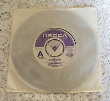 "John Dankworth The Last Tycoon / Thought For Laura  Demonstration 1976  7"" Vinyl"