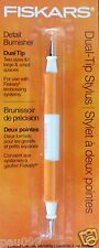 Fiskars Dual-Tip Embossing Stylus for use with Carbon Transfer Paper