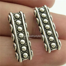 14940*15PCS 5-Hole Spacer Bar Links Connector For Bracelet Necklace Alloy Beauty