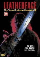 THE TEXAS CHAINSAW MASSACRE 3 : LEATHERFACE Viggo Mortensen Horror DVD *EXC*