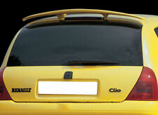 RENAULT CLIO MK2 3 and 5 door REAR/ROOF SPOILER (1998-2004)
