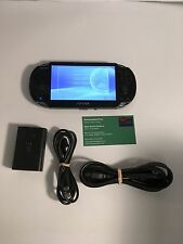 Sony PlayStation Ps Vita PCH1001 Wi-fi  oled 3.51 to 3.57 Firmware Promo