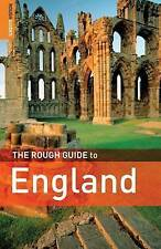 The Rough Guide to England 8 (Rough Guide Travel Guides)-ExLibrary