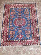 5x6 Recreation Room Rugs Wholesale Made by hand Super Kazak Carpet Area Rug