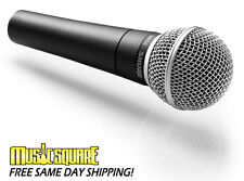 Shure SM58 Cardioid Handheld Dynamic Microphone -Authorized Dealer +Speedy