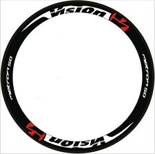 METRON Bike Deep Rim Carbon Wheel Decal Sticker Graphics Art Kit For 700C 2Wheel