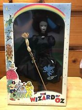 Barbie Collector Vintage Repro Wizard Of Oz Barbies Glinda And Wicked Witch