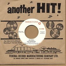"""The Renegades - Mr. Hops /  Oswald Sewell - Oh My Love 7"""""""
