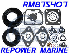 Carb Repair Kit for Volvo Penta - Zenith-Stromberg,  Replaces 875407, AQ130