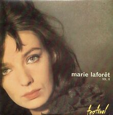 CD SINGLE Marie LAFORÊT Vol 6 - Viens sur la montagne - EP REPLICA - 4-TRACK VG