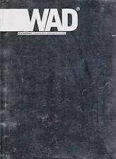 WAD (We' Ar Different) Magazine No 47 (December 2010/January+February 2011)