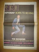 NME 1986 APR 5 HIPSWAY REDSKINS ATLANTIC STARR BONDINES