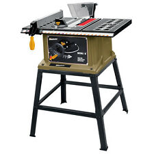 Rockwell Shop Series 13 Amp 10 in. Table Saw with Leg Stand RK7240.1 NEW
