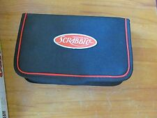 Scrabble Folio travel edition game with zippered case