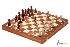 Brand New Luxury Tournament 3 Wooden Chess Set 35cm x 35cm