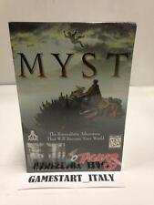 MYST ATARI JAGUAR CD NEW SEALED