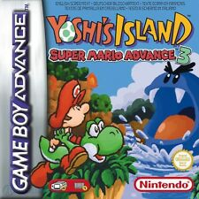 GameBoy Advance Spiel - Super Mario Advance 3: Yoshi's Island (Modul mit Anl.)